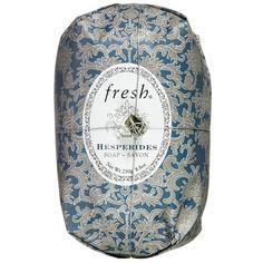Shop Fresh's Hesperides Grapefruit Soap at Sephora. This luxurious, moisturizing French-milled soap laced with Fresh's Hesperides scent. French Milled Soap, Body Cleanser, Bath Soap, French Beauty, Body Treatments, Body Scrub, Shower Gel, Body Wash, Grapefruit
