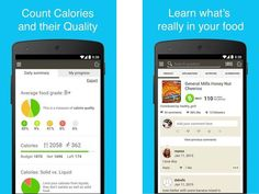 Make sense of ingredients. Check out these excellent diet and nutrition trackers that help you shop for healthy food, log your nutrition intake, and help you pick and choose a healthy diet plan.