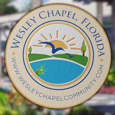 Wesley Chapel, Florida, Wesley Chapel seal logo.