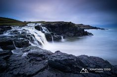jtat_88 posted a photo:  Waterfall on the north coast of County Antrim. Taken using LEE filters Little Stopper and 0.9 hard grad filter.