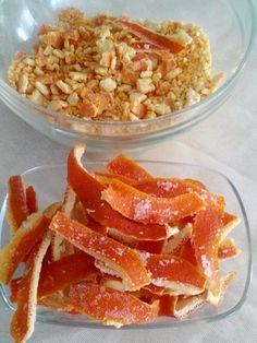 Portakal şekerleme