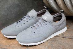 New Balance C600: Grey