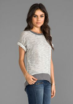 .Love this top simple and cute