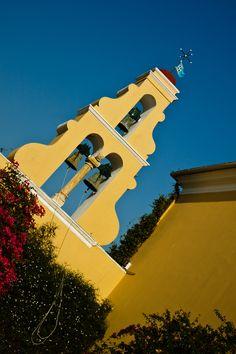 Palaiokastritsa monastery, Corfu, Greece