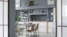 Les revêtements pour la cuisine : sol, murs, crédence