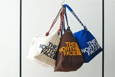 The North Face Cotton Canvas Shoulder Bag 98