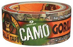 Gorilla Tape® Camo Tape Roll | Bass Pro Shops