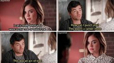 TVShow Time - Pretty Little Liars S06E17 - We've All Got Baggage