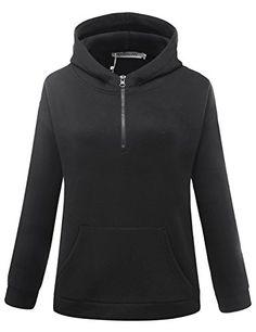 Women/'s White Sierra Rainbow Half Zip Hoody Sweater