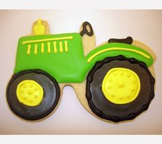 tractor cookie cutter | Tractors and Elephants