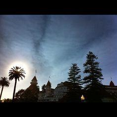 Hotel del Coronado. Instagram photo by 310trey.