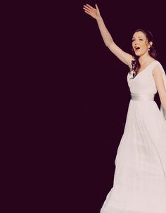 My breathtaking role model! Theatre Geek, Broadway Theatre, Music Theater, Laura Osnes, Overture, Celebs, Celebrities, Role Models, Actors & Actresses