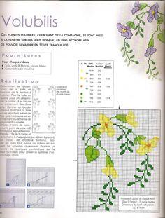 Gallery.ru / Фото #18 - разные цветочные схемы - irisha-ira