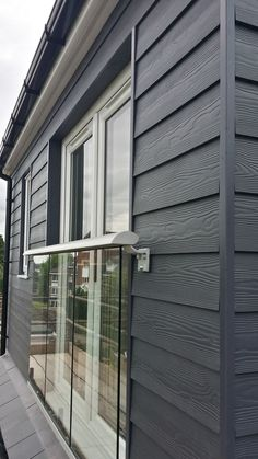 Fibre cement Cedral Weatherboard external cladding is the ideal low maintenance #exteriorcladding #cladding