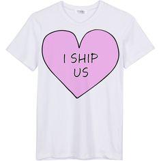 i Ship Us T Shirt