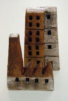 Ann Ferguson  tall buildings and factories