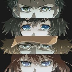 Steins;Gate officially moved its way up to 1st place on my favourite anime list! Love it :)