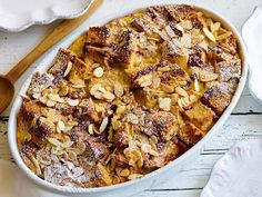 Ina Garten's Panettone Bread Pudding     Directions for: Ina Garten's Panettone Br...