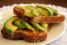 Avocado on Wholegrain Toast