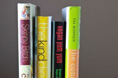 "5 ""must-buy"" vegan cookbooks:  Vegan Yum Yum by Lauren Ulm (great iphone app too!), Skinny Bitch Everyday Cookbook by Kim Barnouin, The Kind Diet by Alicia Silverstone, and The Conscious Cook by Tal Ronnen.    Great little review of them all."