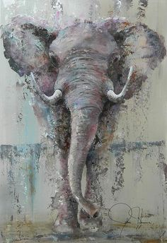 Bar art, the elephant in the room!