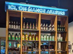 Enseignes Néon Woko Fabricant, Lyon, Liquor Cabinet, Home Decor, Neon Logo, Wall Art, Decoration Home, Room Decor, Home Interior Design
