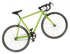 Track Fixed Gear Bike Fixie Single Speed Road Bike