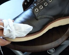 【ワックス加工後初めてのメンテ】Redwing 8190をお手入れ│the room of ramshiruba Jeans, Boots, Crotch Boots, Shoe Boot, Denim, Denim Pants, Denim Jeans