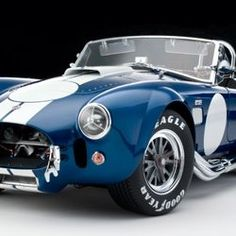 The Shelby Cobra 427 was the fastest, wildest, sexiest, and most heart-pounding muscle car on American roads.  Anyone with racing fuel running...