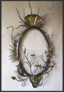 ART-&-CRAFT--72 Metal Working, Arts And Crafts, Iron, Furniture, Home Decor, Decoration Home, Metalworking, Room Decor, Home Furnishings