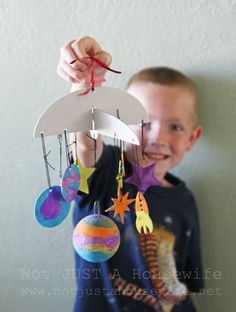 Summer Fun for the Kids -- by Kiwi Crate #space