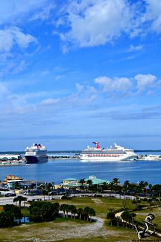 A Visit To Port Canaveral - If you are leaving for a cruise out of Port Canaveral Florida this has lots of things in the area!