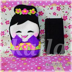 HP pouch #purple