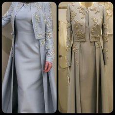 Abaya Fashion, Fashion Dresses, Eid Crafts, Abayas, Muslim, Coats, Formal Dresses, Drawings, Projects