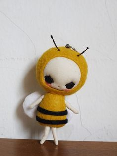 ≗ The Bee's Reverie ≗  bee doll