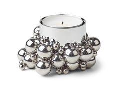 Tea Lights, Shop Now, Candle Holders, Chrome, Unique, Collection, Porta Velas, Shopping, Steel