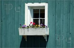 Picture of Rustic window box
