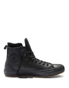 CONVERSE Converse Chuck Taylor All Star Ii Boot Mesh Backed Leather  Sneakers.  converse   d810e96e8