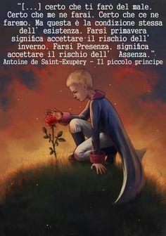 il piccolo principe.. Farsi male ovvio sempre é la vita