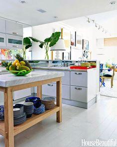 Смелый, яркий и красивый дом в Майами