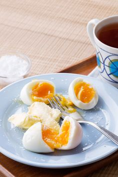 Frukostägg med smör | Kostdoktorn