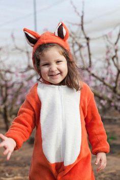 Fox suit/ Toddler Costume/ Baby Costume/ fox dress up/ Christmas gift /Halloween Fox Costumes / Kids, Toddlers and Babies Kids Fox Costume, Toddler Halloween Costumes, Boy Costumes, Halloween 2018, Baby Halloween, Fox Kids, Baby Christmas Gifts, Christmas Time, Kids Dress Up