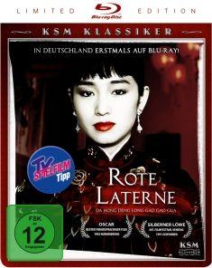KSM - KSM Klassiker - Rote Laterne (Blu-ray)