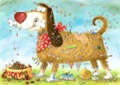 Compar Puzzle Heye de 1000 Piezas Perro con Vida