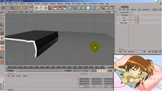 Creating and animating a book in C4D 11.5 pt.2