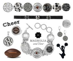 """""""Cheer on your favorite football team with Magnolia & Vine jewelry, accessories and snaps!"""" by maria-magnolia-and-vine on Polyvore featuring Shinola"""