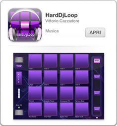 HardDjLoop è un'applicazione musicale per iPad dedicata al mondo dei Dj!  Vuoi divertirti inserendo nei tuoi missaggi effetti particolari? Vuoi stupire tutti con suoni divertenti? HardDjLoop è l'applicazione che fa per te!  Un look bellissimo unito ad una semplicità d'uso incredibile fanno di HardDjLoop uno strumento immediato e veramente utilizzabile in qualsiasi performance.