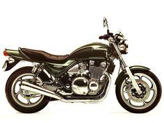 Kawasaki Zephyr 1100 (1994)