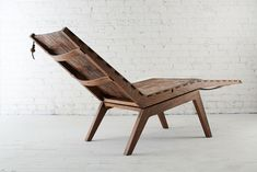 Hand crafted modern furniture is a good description for these pieces made by WOODSPORT. I felt it was time to take a little break from MCM and feature some