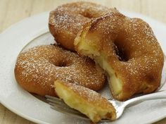 Portuguese Apple Fritters
